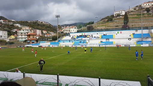 Calcio, Serie D. UFFICIALE: rinviata Sanremese-Borgosesia