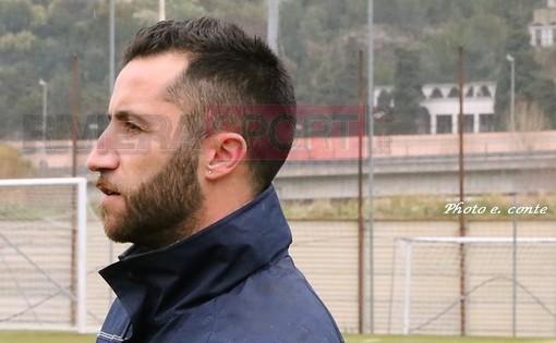 Simone Siciliano, due vittorie due due partite con il Taggia in Promozione