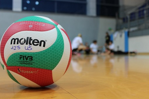 Volley maschile. Le Grafiche Amedeo battono la Sabazia, ora la sfida ad Albisola per la vetta nella prima fase