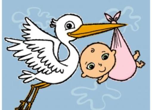 Fiocco rosa per Mister Salvati: è nata Angelica!