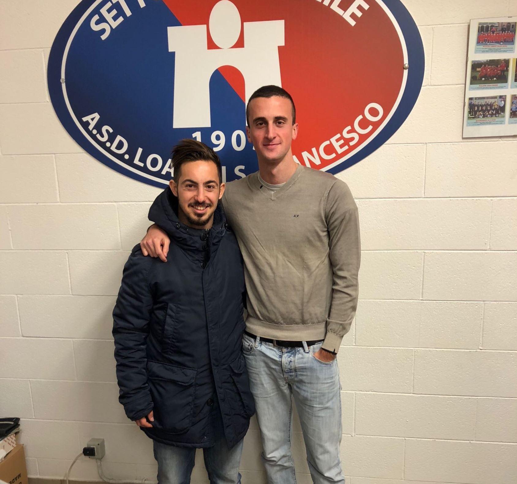 Calciomercato. UFFICIALE. Colpo Loanesi, Andrea Rocca torna in rossoblu