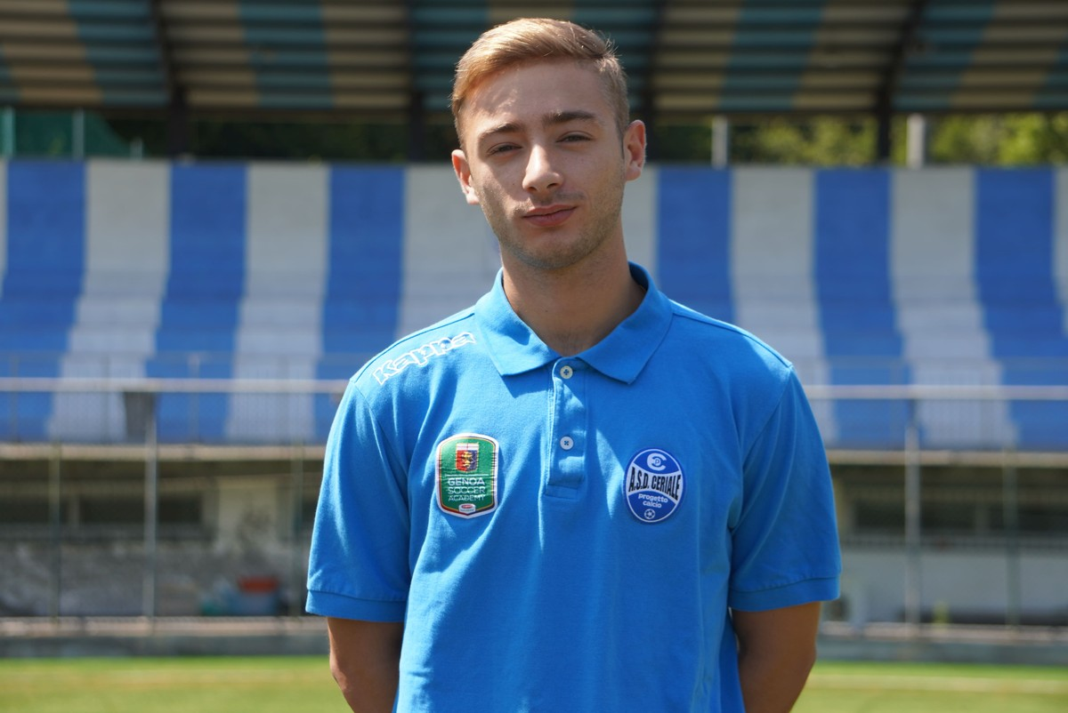 Calciomercato, Ceriale. Dopo qualche mese di attesa, Alessandro Buonocore diventa biancoblu