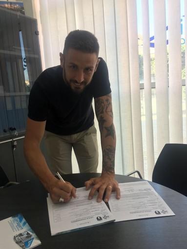 Calciomercato: è la Goliardica la nuova squadra di Federico Ferrando