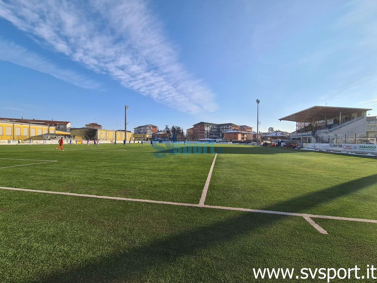 Calcio. Tra Fossano e Sanremese vince la neve, ufficializzato il rinvio