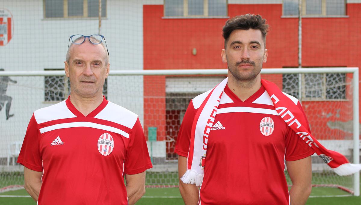 Calcio. L'Olimpia Carcarese gioca d'anticipo, confermati mister Chiarlone e lo staff tecnico