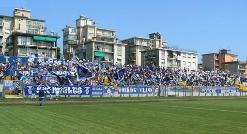 Calcio, Sanremese - Savona: biglietti acquistabili fino alle 19 di domani