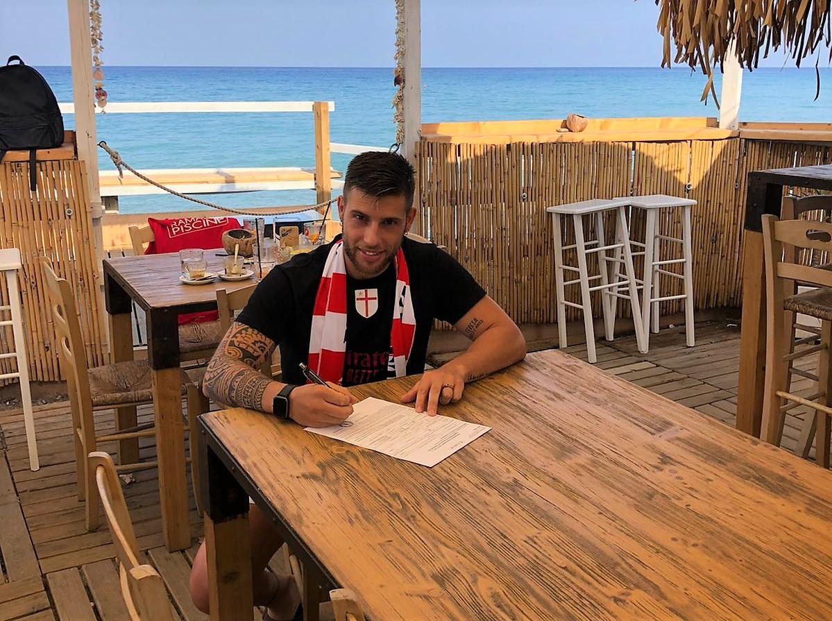 """Calciomercato. Il Soccer Borghetto pesca """"in casa"""", c'è la firma per Nicolas Nardulli"""