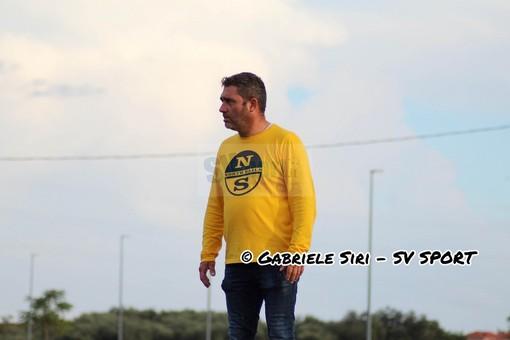 """Calcio, Soccer Borghetto. La dedica di mister Porcella: """"Tre punti per Carlo Fantoni e sua moglie"""""""