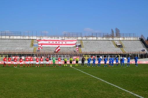 Calcio, Serie D. Quarto rinvio causa Covid per il Città di Varese, in bilico la partita di mercoledì con la Sanremese