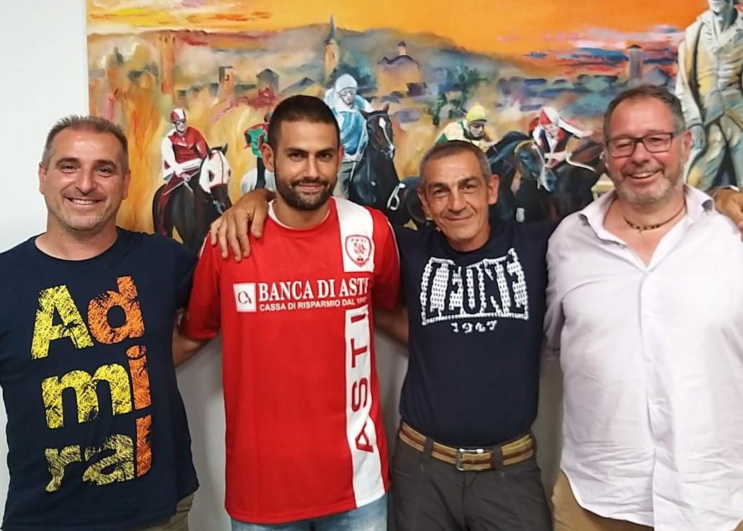 Calciomercato. Indiscrezione confermata, Francesco Virdis è un nuovo giocatore dell'Asti