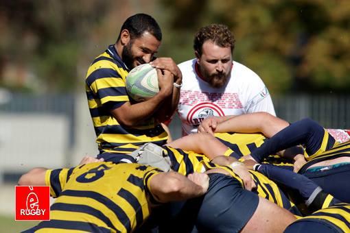 Rugby: Savona fermato a Pavia, i lombardi vincono 40-34