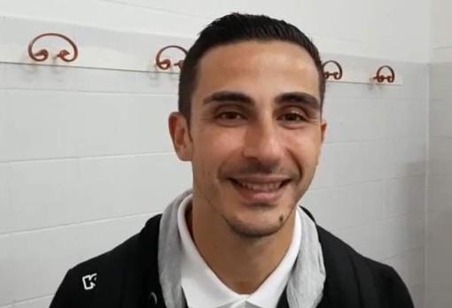 """Calcio, Albenga. Futuro da mister da Gianni Di Pietro: """"Felici di Solari, sa come comunicare"""" (VIDEO)"""