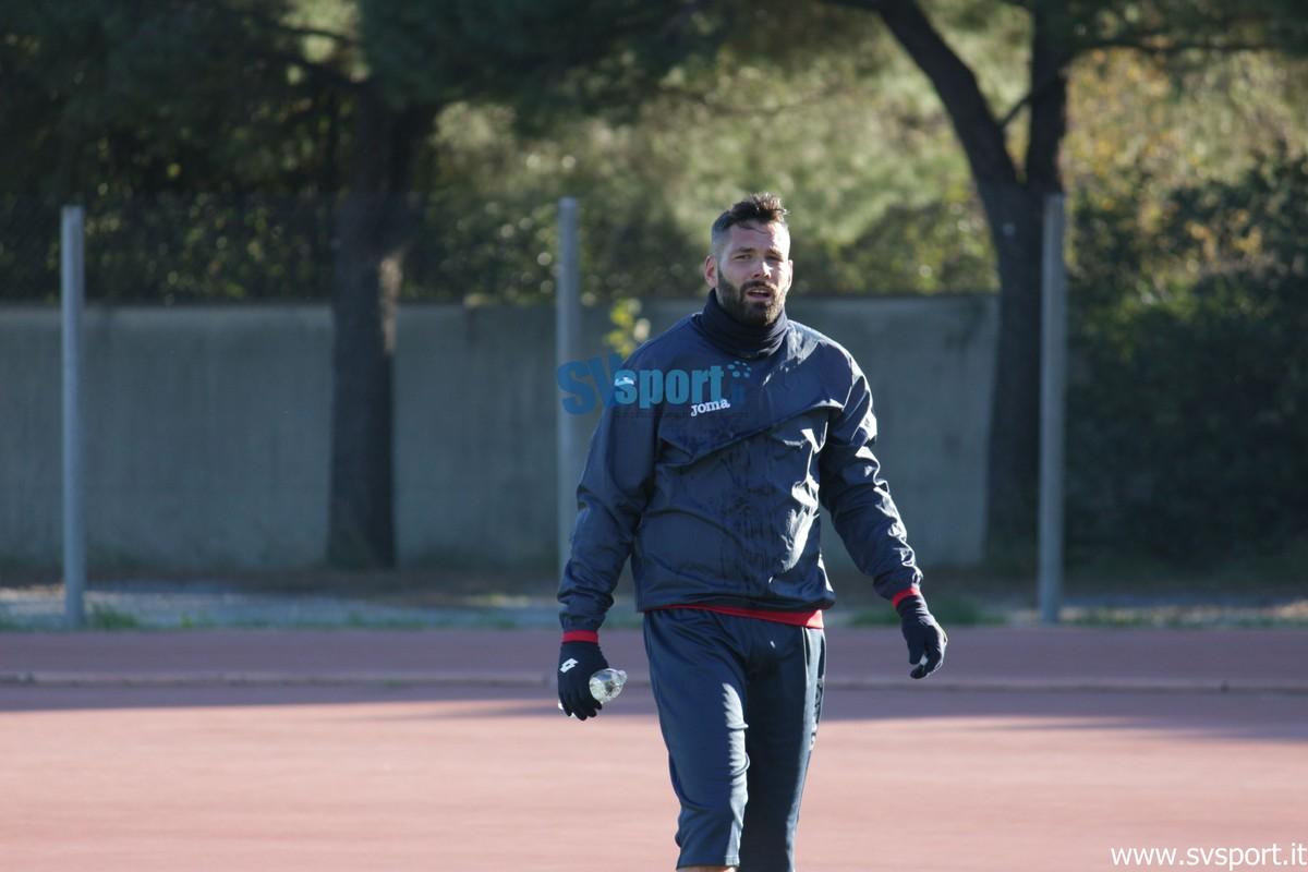 Calcio, il Pont Donnaz espugna 2-0 Vado: la fotogallery del match tra rossoblu e valdostani