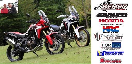 Tour mototuristico per due cuneesi, che attraverseranno ben sei stati europei