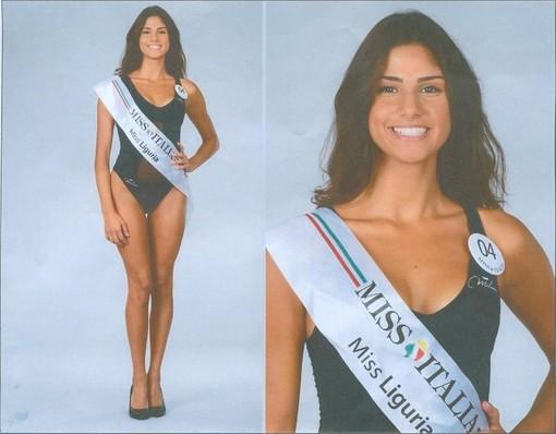 Questa sera la Finale di Miss Italia: in gara anche Marta Murru, sincronetta della Rari Nantes Savona