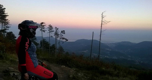 """Sabato prossimo la International Mountain Bicycling Association parlerà di """"outdoor sostenibile"""" a Finale"""