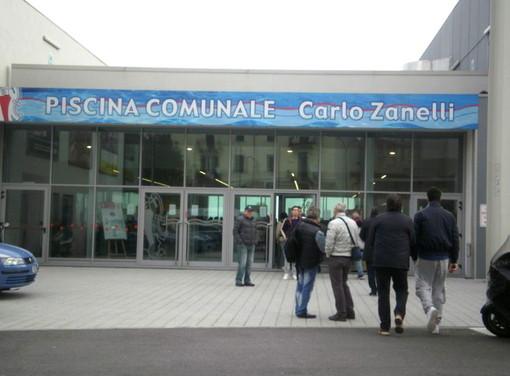 Savona, il comune proroga la gestione della piscina Zanelli alla Rari Nantes