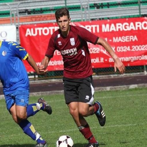 Calcio, Loanesi. Samuele Giordana torna in Piemonte, trovato l'accordo con il Carmagnola