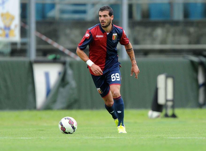 Calciomercato. Il sanremese Stefano Sturaro vestirà la maglia del Verona. Il Genoa lo cede in prestito con diritto di riscatto