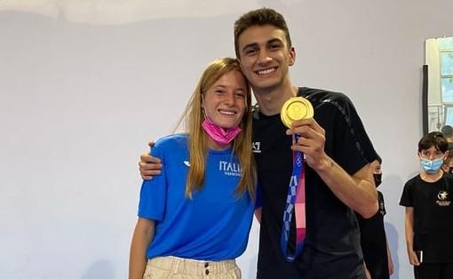 Taekwondo, la savonese Gaia Gavarone convocata agli Europei U21: si allena nella palestra del campione olimpico Vito Dell'Aquila