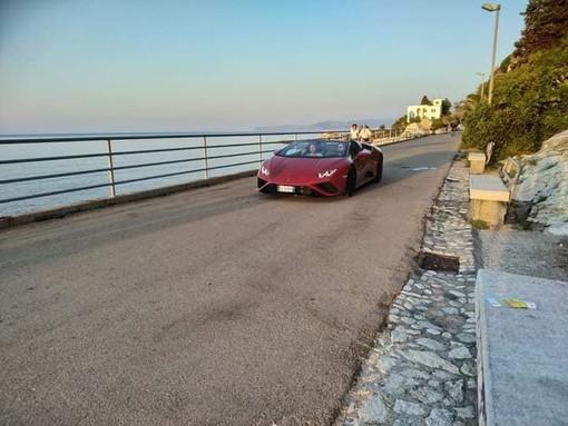 Foto tratta dalla pagina Facebook del sindaco Alessandro Bozzano
