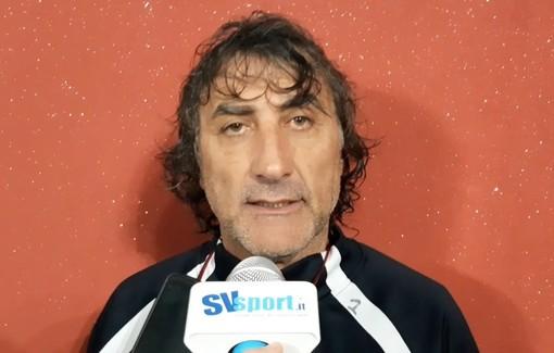 """Calcio. Savona-Borgosesia 2-0, primi tre punti per mister De Paola: """"Vittoria che dà morale, stando sempre sul pezzo possiamo giocarcela con tutti"""" (VIDEO)"""