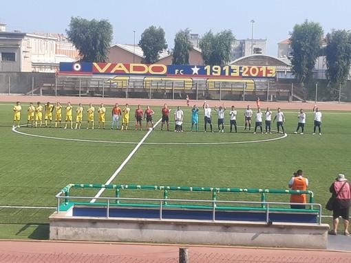 Calcio. Coppa Italia di Serie D. Vado forza tre! Cattaneo e Lo Bosco castigano il Ligorna, la stagione dei rossoblu parte nel migliore dei modi