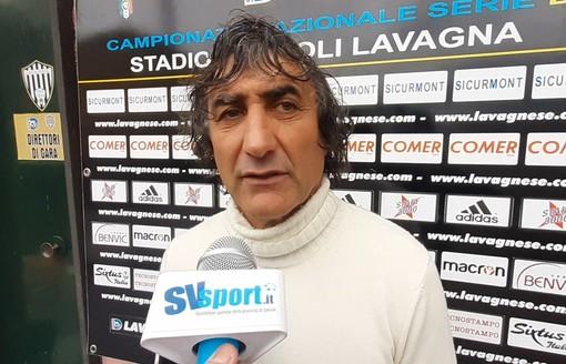 """Calcio. Savona, lo 0-0 di Lavagna non soddisfa completamente De Paola: """"Non siamo stati quelli di sempre, ma è un punto comunque prezioso"""" (VIDEO)"""
