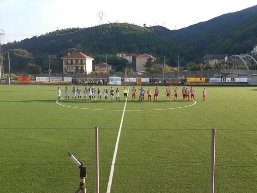 """Calcio. Coppa Liguria di Prima Categoria: Q&V show, Pro Savona da incubo: al """"Picasso"""" è 4-3 per la squadra di Ferraro"""