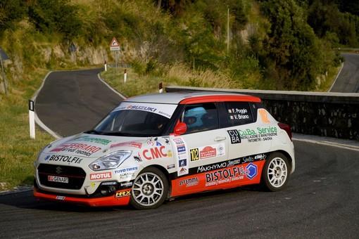 """Rally, Fabio Poggio conquista la Suzuki Cup: """"Impresa memorabile. Grazie alla Effemme Autosport e ad Alma Racing"""""""