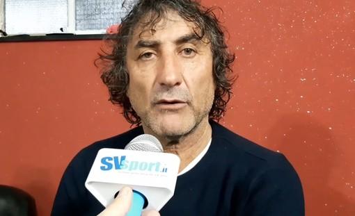 """Calcio. Savona bello e grintoso, la mano di De Paola inizia a farsi sentire: """"Orgoglioso di questo gruppo, alleno una squadra di uomini veri"""" (VIDEO)"""