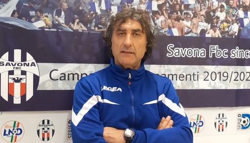 """Calcio. Savona, De Paola chiede scusa dopo il pesante ko con il Seravezza: """"La peggior prestazione da quando sono qui, bisogna subito voltare pagina"""" (VIDEO)"""