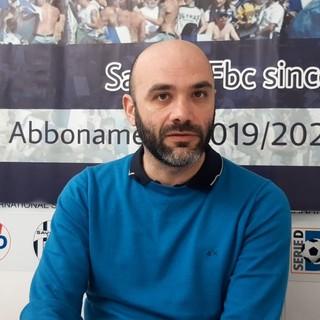 """Calcio. Serie D, il cammino del Savona riparte da Bra. Barresi: """"Campo insidioso, la squadra è pronta per giocare con vari moduli"""" (VIDEO)"""
