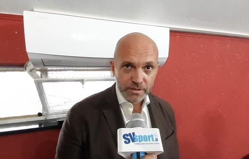 """Calcio, domenica da incubo per il Savona. Il DS Papa: """"Al momento nessuna decisione da prendere, ma in campo servono uomini con le palle"""" (VIDEO)"""
