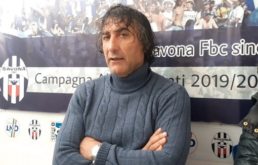"""Calcio. Savona, è tempo di pensare alla Lavagnese per i ragazzi di De Paola: """"Un avversario da rispettare, ma non da temere"""" (VIDEO)"""