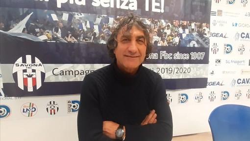 """Calcio. Savona-Caronnese 2-1, De Paola loda la squadra e lancia un altro appello: """"Questa storia non deve finire, il fallimento sarebbe una sconfitta per tutti..."""" (VIDEO)"""