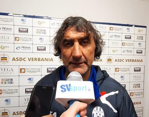 """Calcio. Savona, De Paola è un fiume in piena dopo il pari di Verbania: """"Così non si può andare avanti, la società deve capire cosa vuole fare da grande"""" (VIDEO)"""
