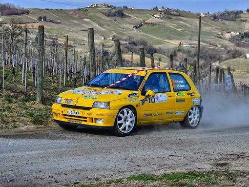 Motori: strepitoso terzo posto per Andolfi-Savoia al rally Vigneti Monferrini