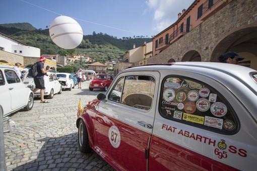 Giovanni Grisolia, nuovo fiduciario del Fiat 500 Club Italia a Savona