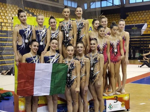 Ginnastica Libera Spotorno sugli scudi al VII Torneo internazionale Blume Gran Canaria di ginnastica ritmica
