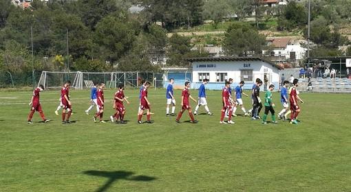 Calcio giovanile. Juniores Provinciale, Ventimiglia-AC Andora 4-2: gli highlights del match (VIDEO)