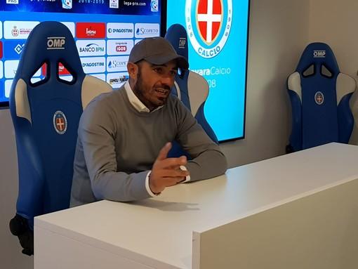 """Calcio, Albissola. Novità in vista per Bellucci: """"Col Gozzano ci aspetta una gara estremamente difficile, giocherà chi sta meglio"""""""
