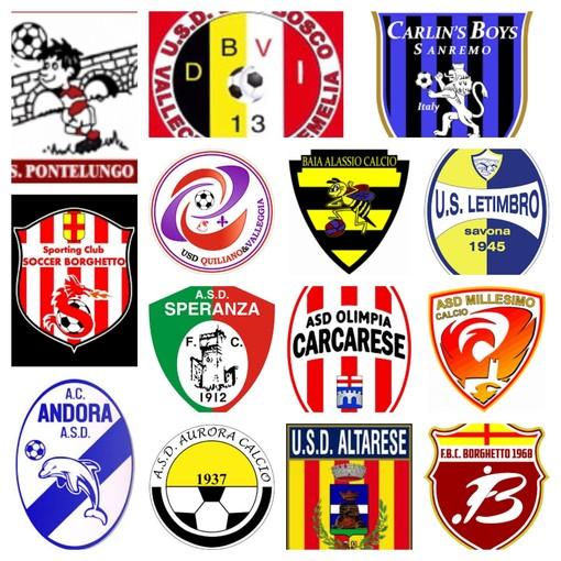 Le 14 protagoniste del campionato di Prima Categoria