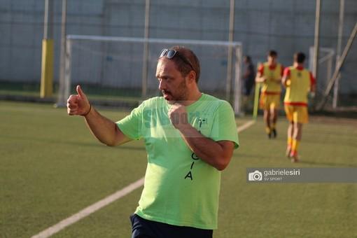 Calcio, Taggia: adesso è ufficiale, è separazione con mister Maiano