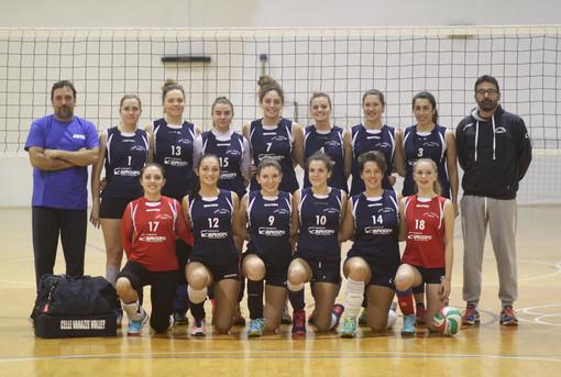 Volley, serie D femminile: Celle Varazze e Sanremo in testa a pari punti