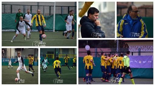 Calcio, Eccellenza. Alassio FC-Cairese 0-3 nei 138 scatti di Giulia Intili (FOTO)