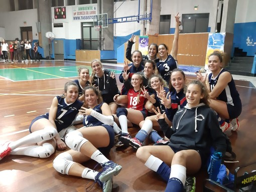 Celle/Varazze volley in trionfo a Rapallo