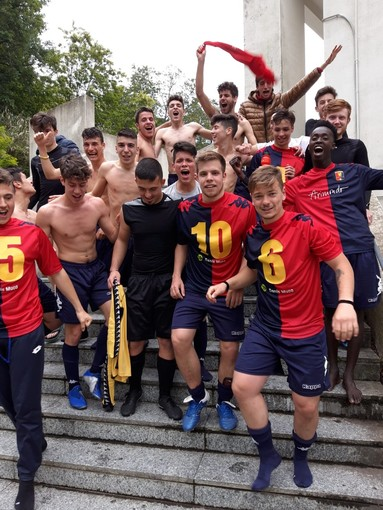 Calcio, Juniores Provinciale 2°Livello. Dianese & Golfo-Ospedaletti 3-1: gli highlights del match (VIDEO)