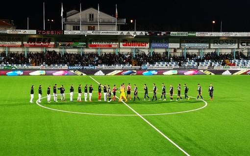 Calcio. Serie C, l'Albissola regge mezz'ora poi l'Entella si prende i tre punti: a Chiavari finisce 4-0