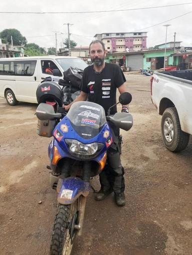 Motori: Franco Ballatore fa tappa in Nigeria